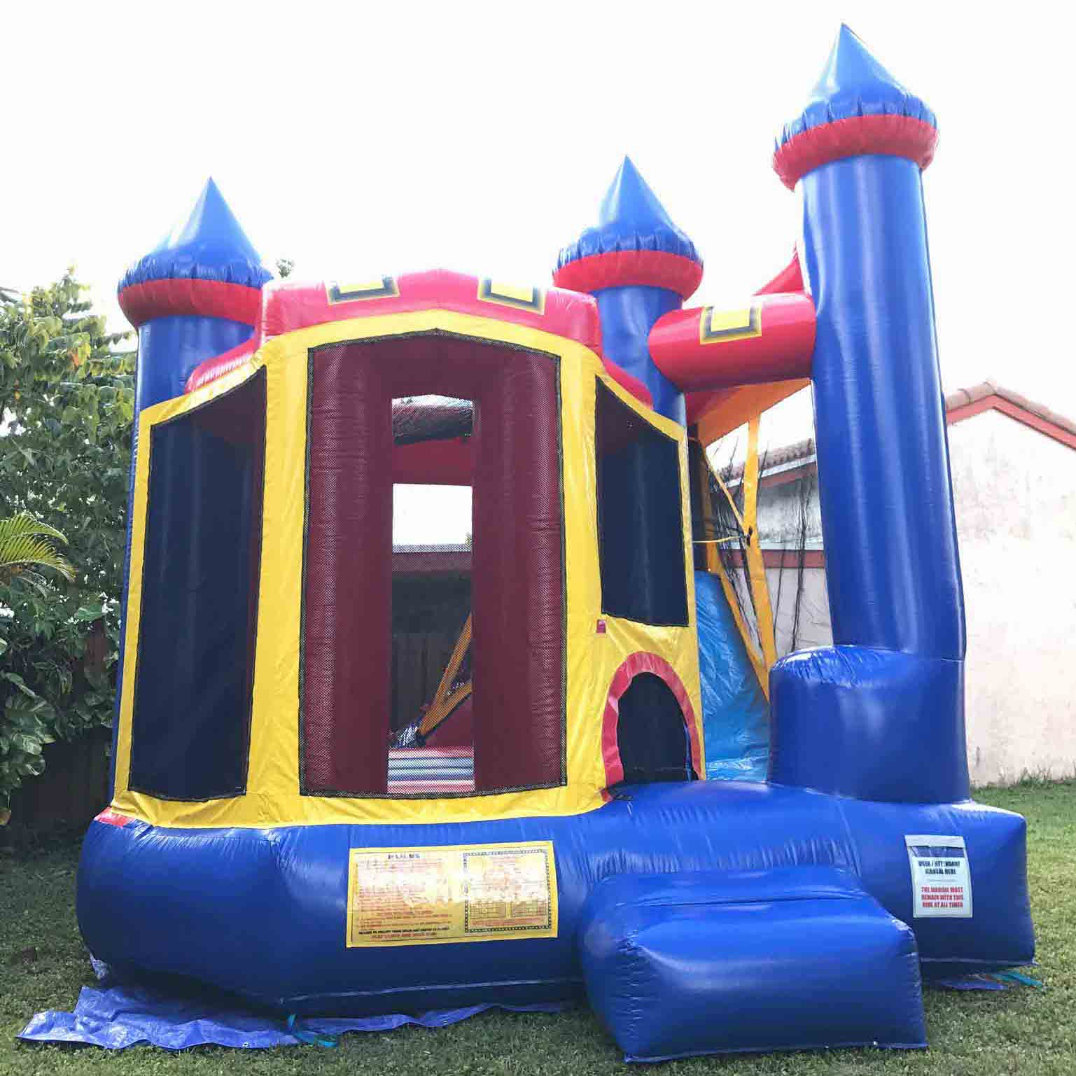 Jumpers Paradise Bounce house and party rentals Miami
